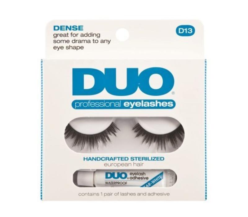 DUO Professional Eyelashes D13 Dense