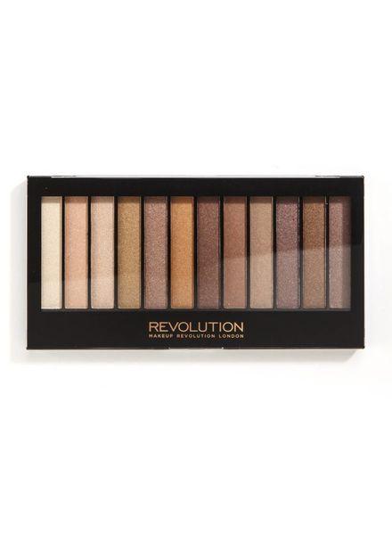 Makeup Revolution Makeup Revolution Redemption Palette Essential Shimmers