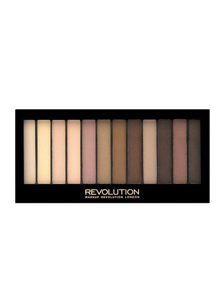 Makeup Revolution Redemption Palette Iconic Essential Mattes 2