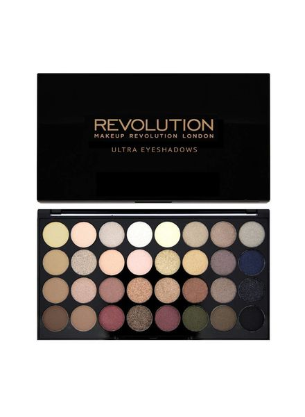 Makeup Revolution Ultra 32 Eyeshadow Palette Flawless
