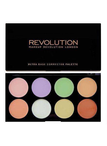 Makeup Revolution Makeup Revolution Ultra Base Corrector Palette