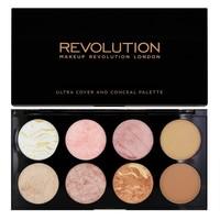 Makeup Revolution Ultra Blush Palette Golden Sugar