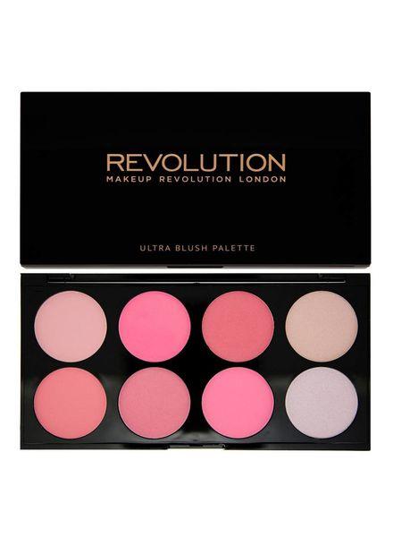 Makeup Revolution Makeup Revolution Blush & Contour Palette All about Pink
