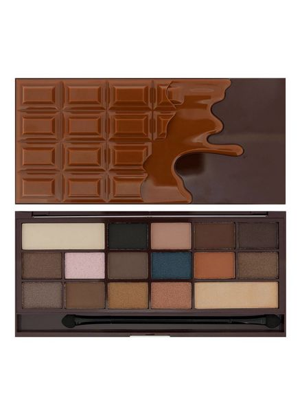 I Heart Makeup Chocolate Palette Salted Caramel