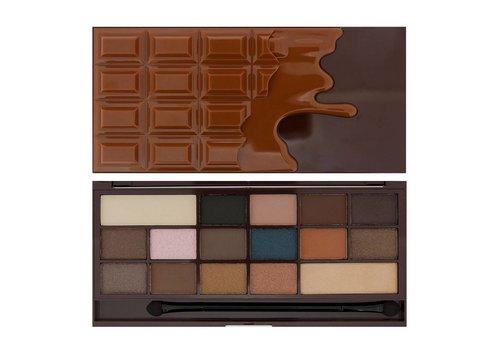 I Heart Makeup Chocolate Palette Salted Caramel
