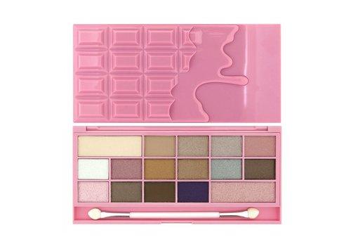 I Heart Makeup Pink Fizz Chocolate Palette