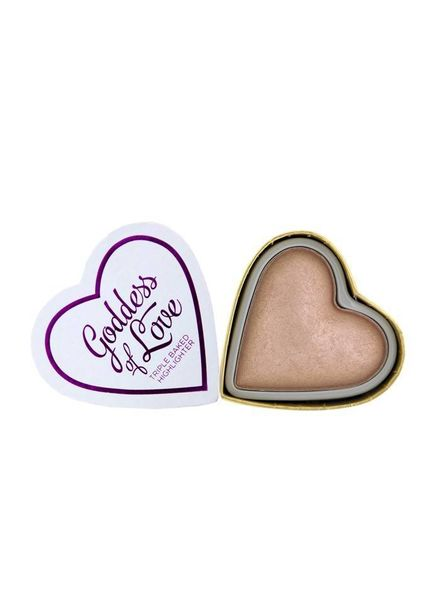 I Heart Makeup Blushing Hearts Highlighter Goddess of Love