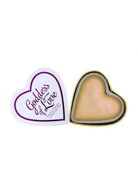 I Heart Makeup I Heart Makeup Blushing Hearts Highlighter Golden Goddess