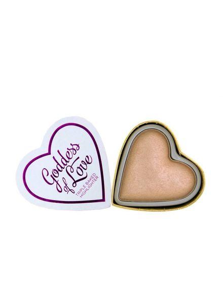 I Heart Makeup I Heart Makeup Blushing Hearts Highlighter Goddess of Faith