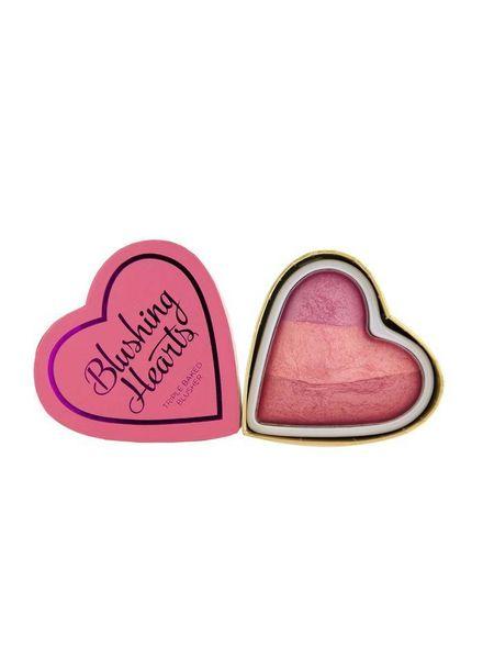 I Heart Makeup I Heart Makeup Hearts Blusher Blushing Heart