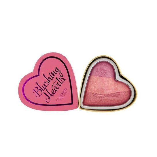 I Heart Makeup I Heart Makeup Hearts Blusher Blushing Heart Blusher