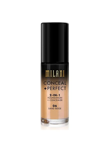 Milani Conceal & Perfect 2-in-1 Foundation and Concealer Sand Beige