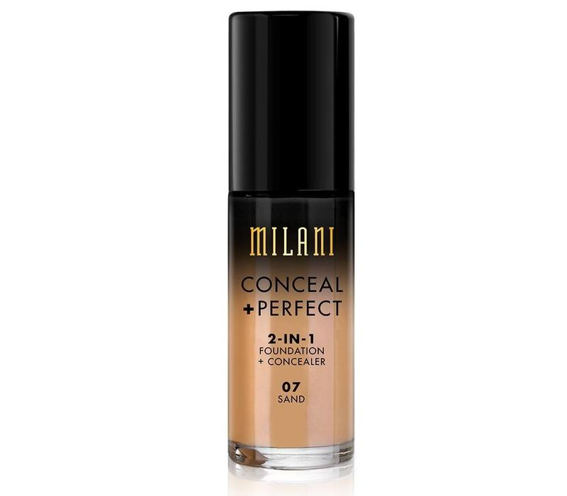 Milani Conceal & Perfect 2-in-1 Foundation and Concealer Sand