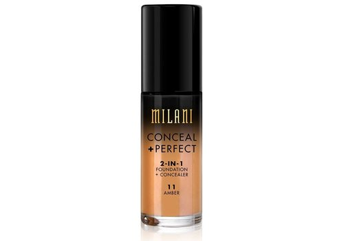 Milani 2-in-1 Foundation and Concealer Amber