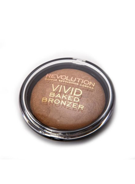 Makeup Revolution Makeup Revolution Baked Bronze Golden Days