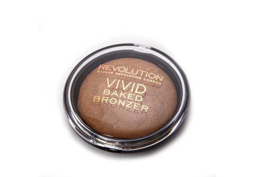 Makeup Revolution Baked Bronze Golden Days