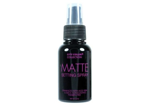 City Color Matte Setting Spray