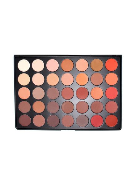 Morphe Brushes Morphe 35OM - 35 Color Matte Nature Glow Eyeshadow Palette