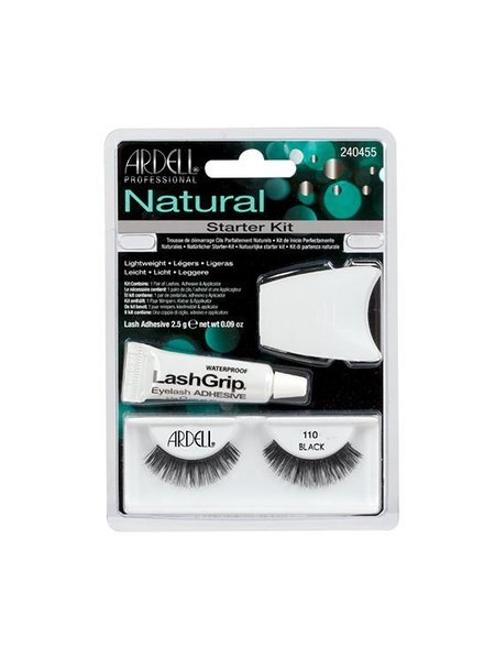 Ardell Natural Lash Starter Kit 110 Black