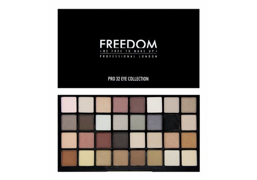 Freedom Makeup London 32 Innocent Collection Palette