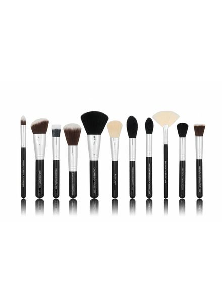 Boozy Cosmetics Boozy Cosmetics BoozyBrush 11 pc Precision Face Set