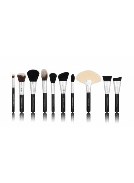 Boozy Cosmetics Boozy Cosmetics BoozyBrush 10 pc Deluxe Face Set