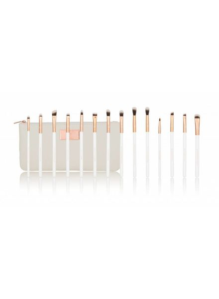 Boozy Cosmetics Boozy Cosmetics Rose Gold BoozyBrush 14 pc Deluxe Eye Set
