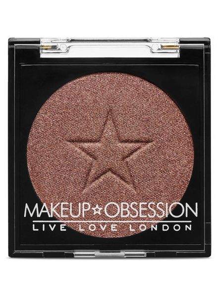 Makeup Obsession Makeup Obsession Eyeshadow Refill ES119 Precious Metal (Shimmer)
