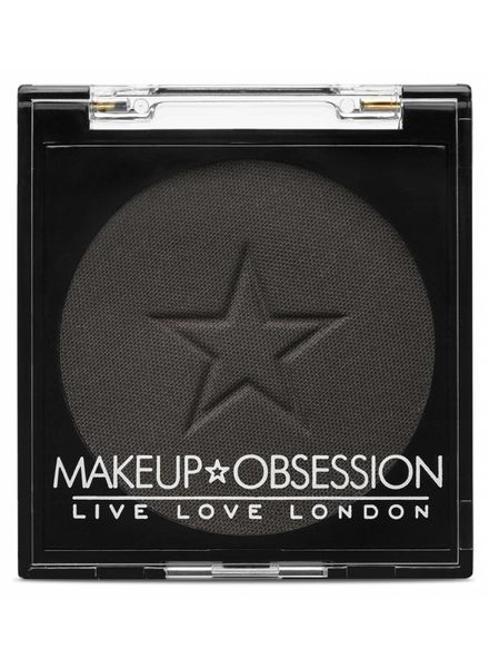 Makeup Obsession Makeup Obsession Eyeshadow Refill ES126 Midnight Black (Matte)