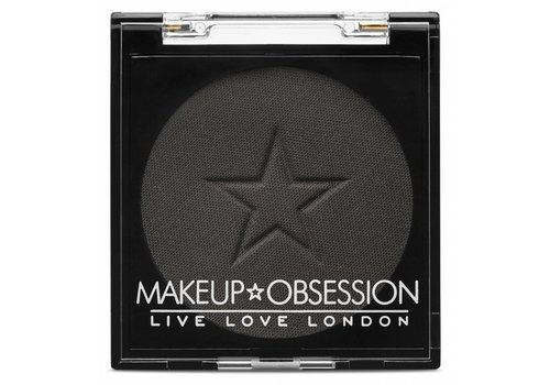 Makeup Obsession Eyeshadow Refill ES126 Midnight Black