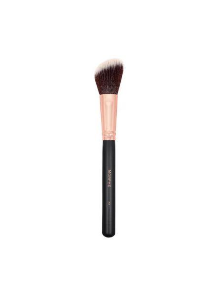 Morphe Brushes Morphe Rose Gold Collection R4 Pro Angle Blush