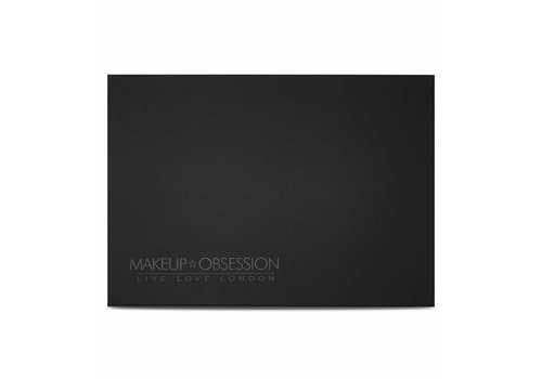 Makeup Obsession Medium Empty Palette Matte Black