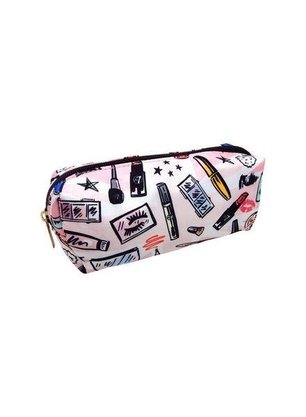 W7 W7 Small Cosmetic Bag Cosmetic Print