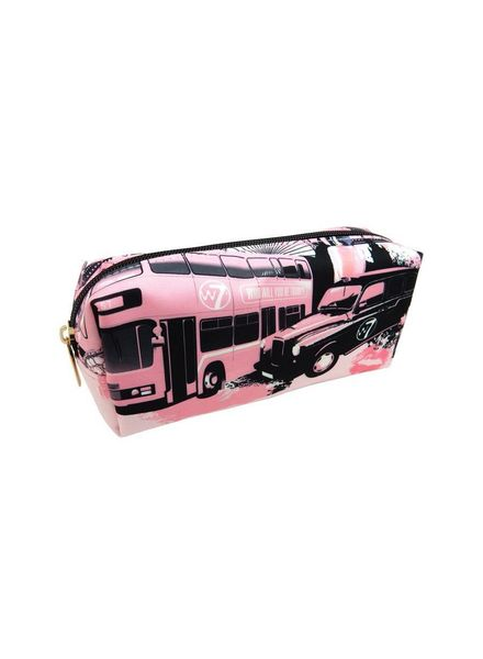 W7 W7 Small Cosmetic Bag London Print