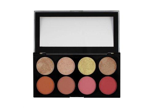 Makeup Revolution Blush Palette Blush Goddess