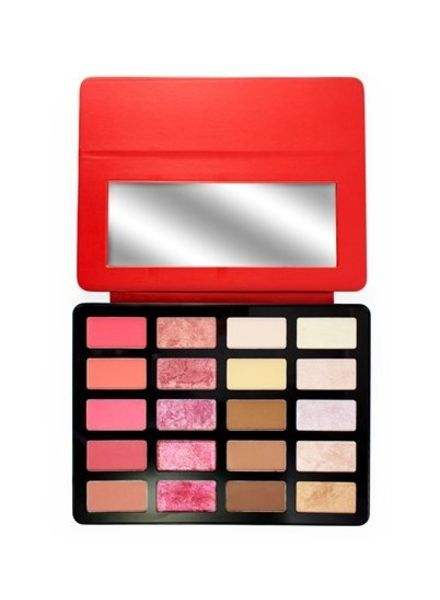 Freedom Makeup London Freedom Pro Artist Pad Backstage Red