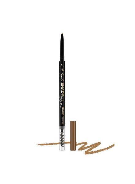 LA Girl Cosmetics LA Girl Shady Slim Brow Pencil Taupe