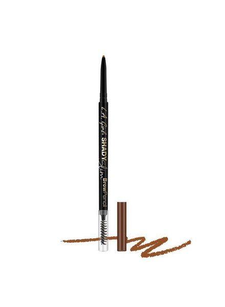 LA Girl Cosmetics LA Girl Shady Slim Brow Pencil Auburn