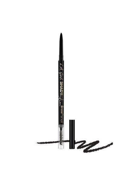 LA Girl Cosmetics LA Girl Shady Slim Brow Pencil Black