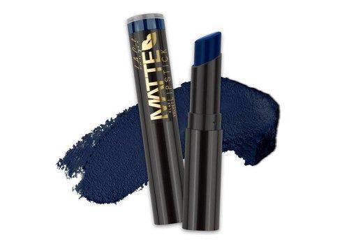LA Girl Matte Lipstick Blue Valentine