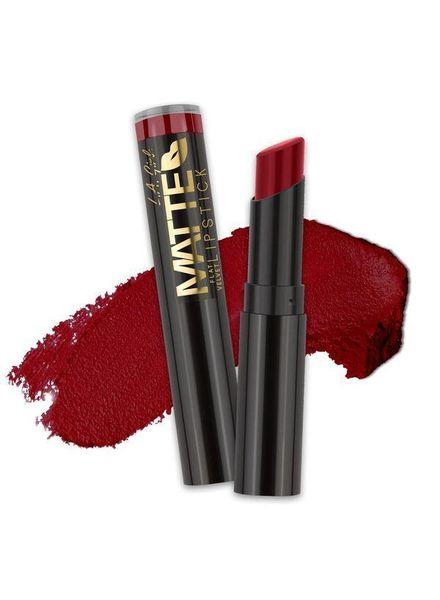 LA Girl LA Girl Matte Flat Velvet Lipstick Spicy