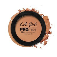 LA Girl HD Pro Face Pressed Powder Warm Caramel