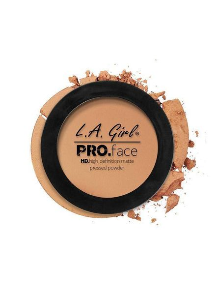 LA Girl LA Girl HD Pro Face Pressed Powder Warm Honey