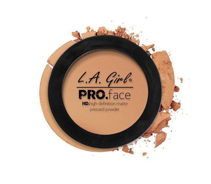 LA Girl HD Pro Face Pressed Powder Warm Honey