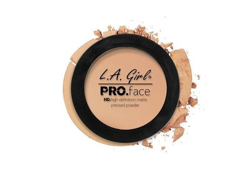 LA Girl Pressed Powder Buff