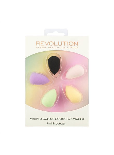 Makeup Revolution Makeup Revolution Mini Pro Colour Correct Sponge Set