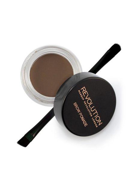 Makeup Revolution Brow Pomade Ash Brown