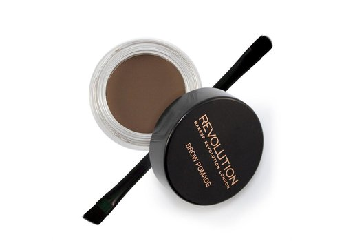 Makeup Revolution Brow Pomade Ash Brown