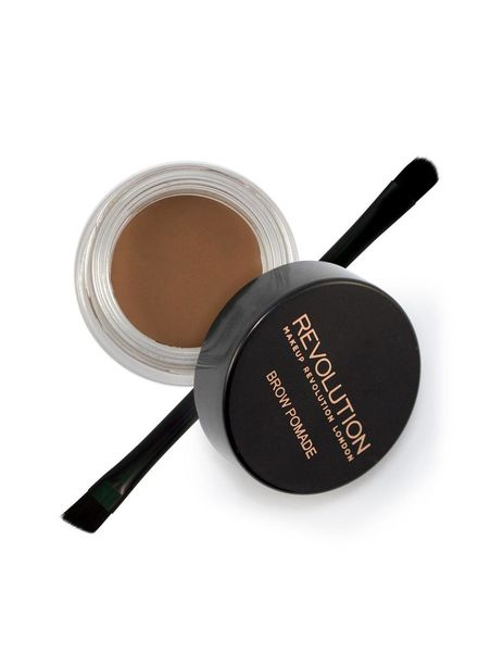 Makeup Revolution Makeup Revolution Brow Pomade Caramel Brown