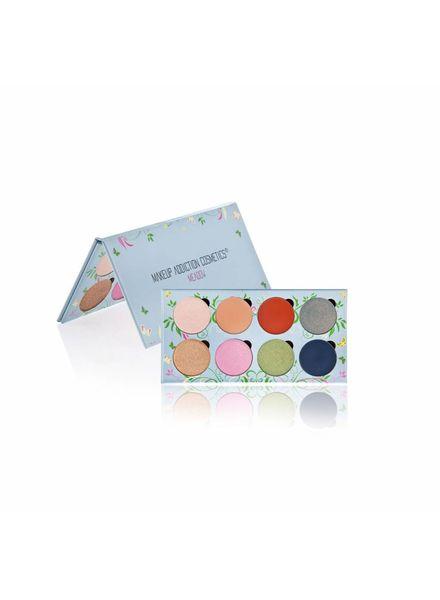 Makeup Addiction Cosmetics Makeup Addiction Cosmetics Eyeshadow Palette Meadow